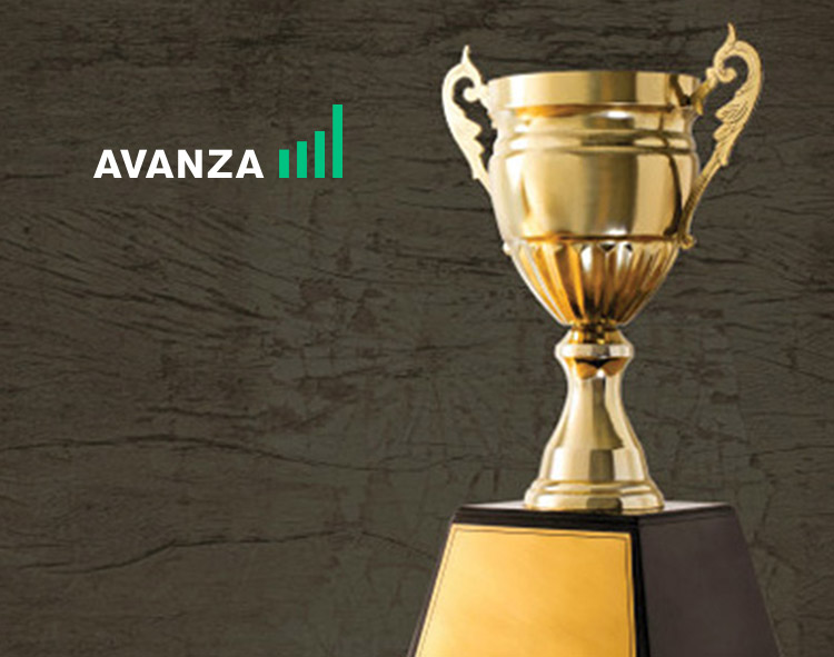 Avanza Bank Wins Banking Technology Award for Best Use of IT in Private Banking/Wealth Management Powered by GigaSpaces In-Memory Computing Platform