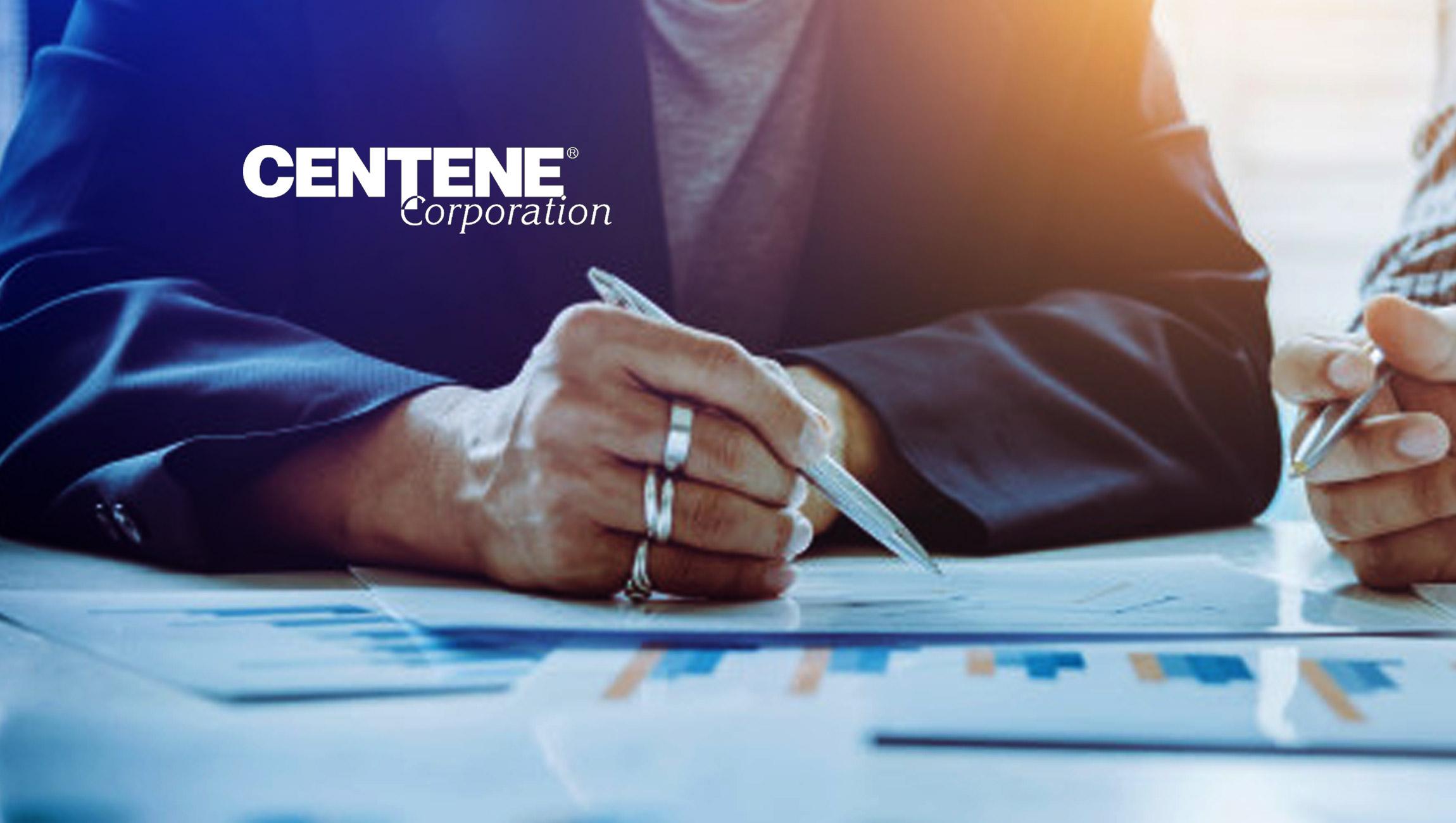 Centene Corporation Announces 2020 Guidance