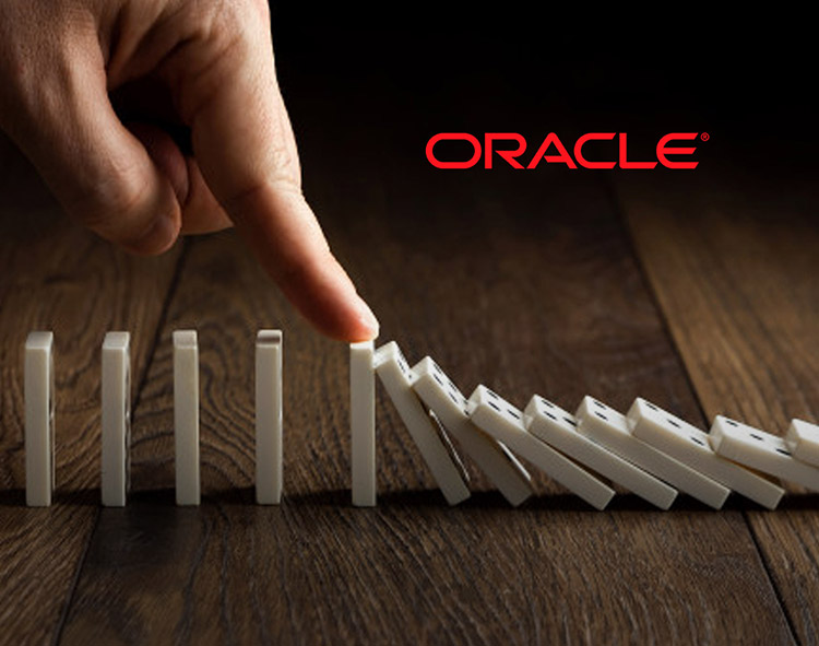 Oracle Recognized as Leader in Risk Management