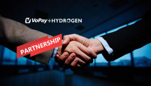 VoPay Partners With Hydrogen to Offer Fintech Clients Seamless Access to Open Banking Payments