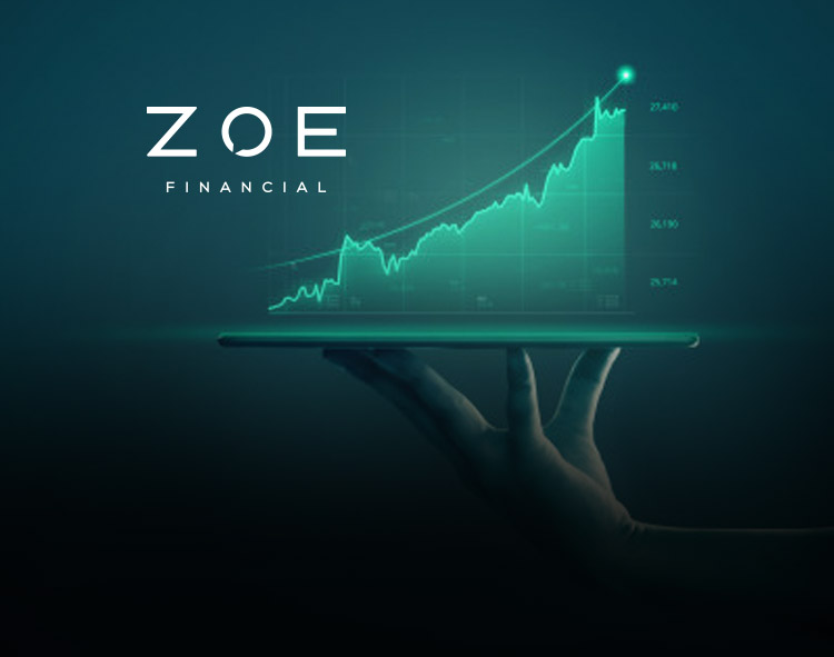 Inaugural Zoe Financial Sentiment Study Indicates Affluent Households Are Comfortable with Digital Wealth Management, Seek Long-Term Advisor Relationships