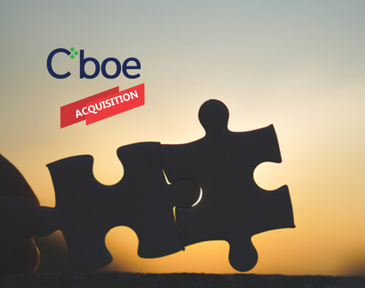 Exchange Holding Company Cboe Acquires Hanweck and FT Providers