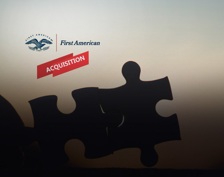 First American and Docutech Announce Agreement for First American's Acquisition of Docutech