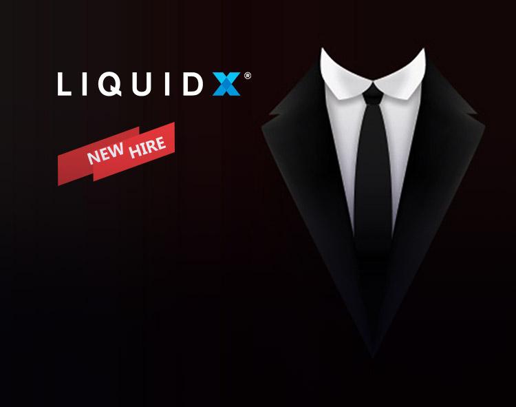 LiquidX Welcomes Ali Hackett as Chief Revenue Officer