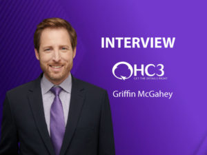 GlobalFintechSeries Interview with Griffin McGahey, President at HC3