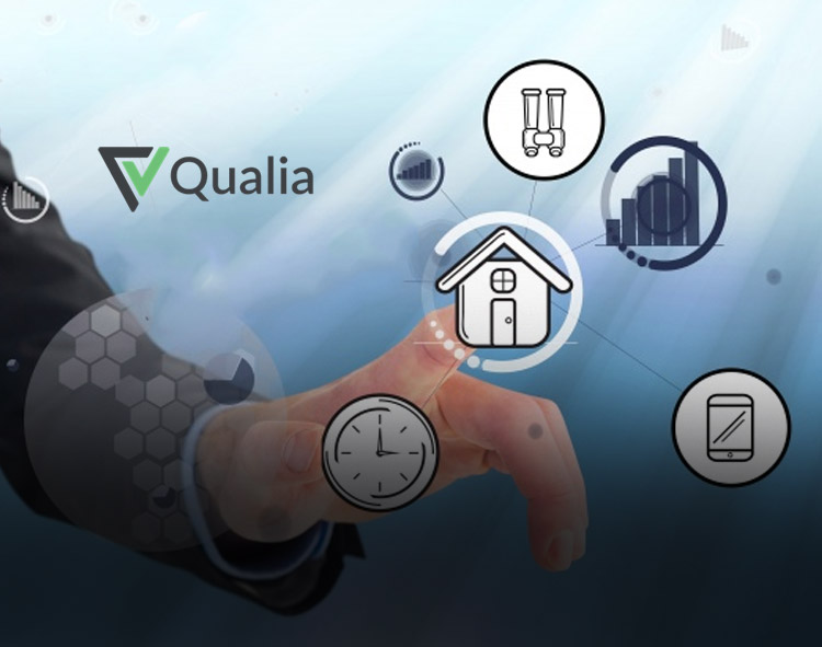 "Qualia Wins ""Best Digital Mortgage Product"" 2020 Fintech Breakthrough Award"
