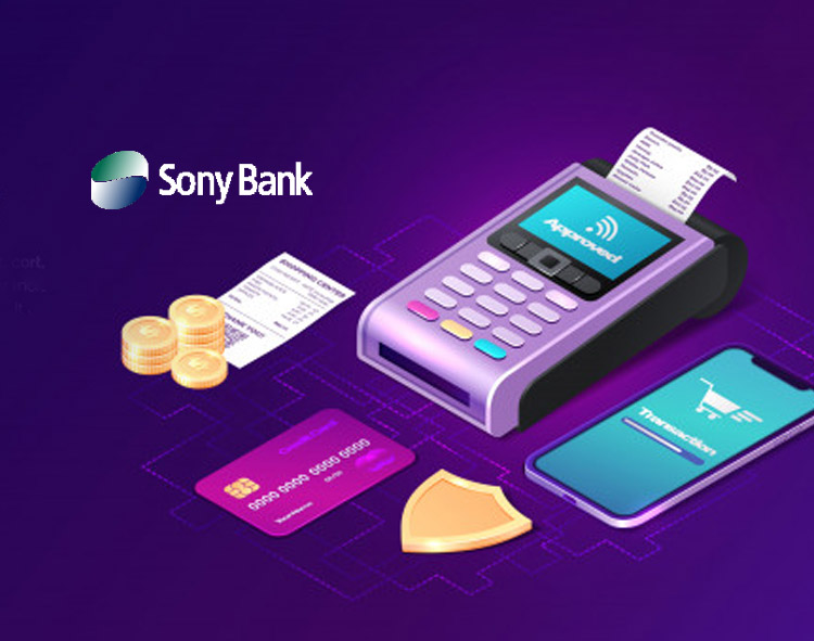 """Sony Bank Launches New Service """"English Online Banking"""""""