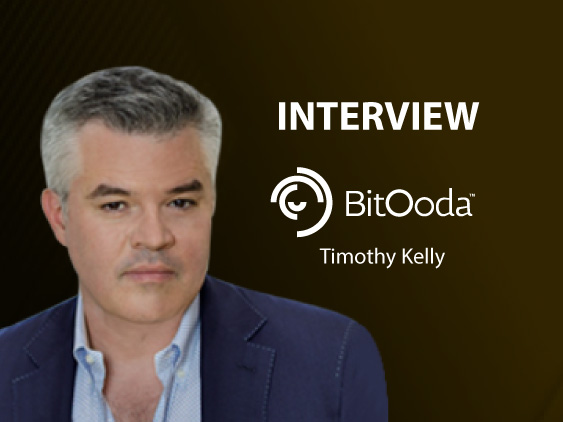 GlobalFintechSeries Interview with Tim Kelly, CEO & Founder at BitOoda