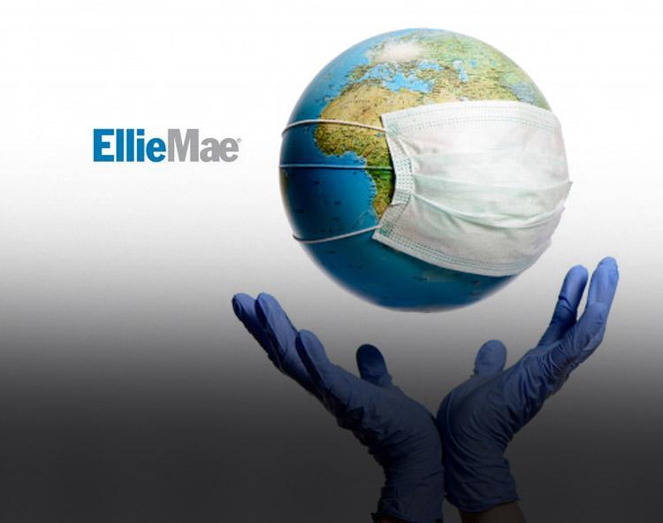 Ellie Mae Announces Virtual Experience 2020 Charitable Donation to GetUsPPE.org