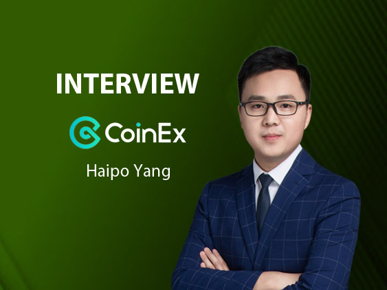 GlobalFintechSeries Interview with Haipo Yang, Founder & CEO at CoinEx Chain