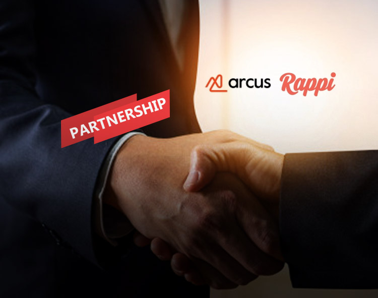 Rappi Partners With Arcus to Deliver Digital Banking Services, Providing Customers With More Financial Control From Home