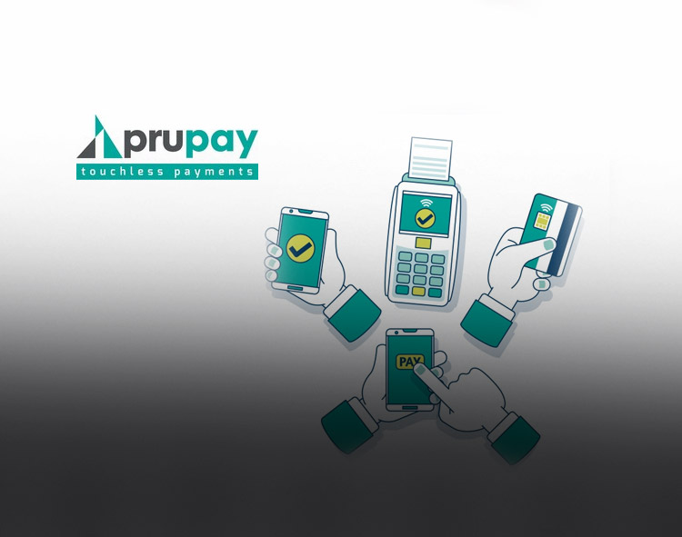 PruPay Launches Touchless Payments for True Touch-Free Buying With Tipping, Optional Fees and a Feature to Pay It Forward