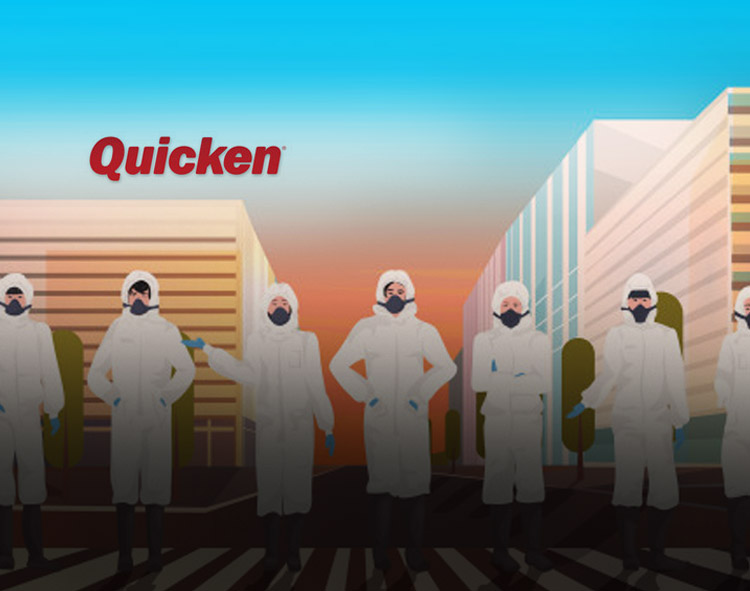 Spending Trends From Quicken Users Highlight COVID-19 Impact