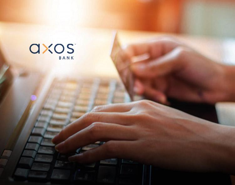 Axos Bank Named One of America's Three Best Digital Banks