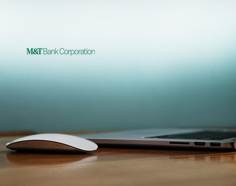 M&T Bank Receives Regional and National Recognition for Exceptional Customer Service to Businesses