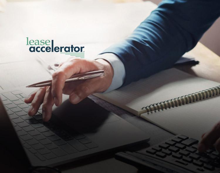 LeaseAccelerator Launches EZLease Application
