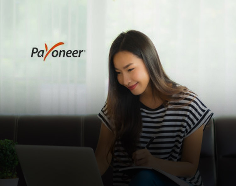 Payoneer Supports Triple-Digit Growth for eLearning, Social Media and Interactive Entertainment