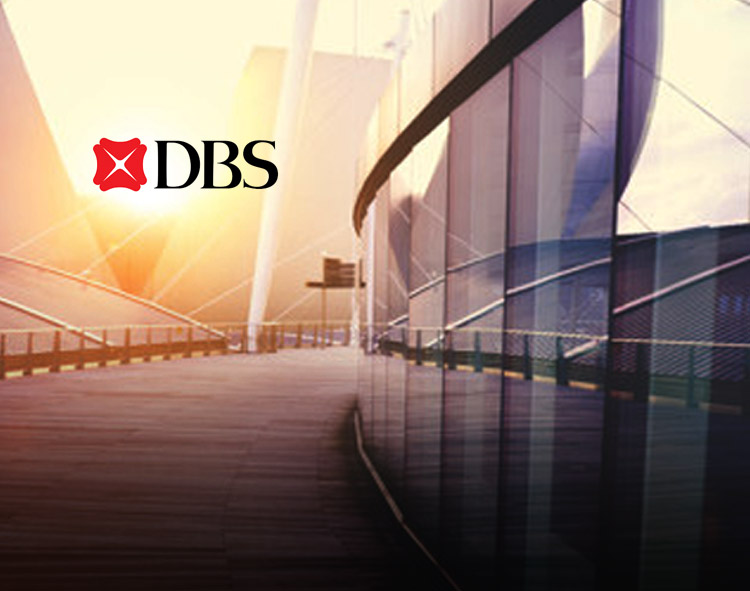 DBS is the first bank in Asia to launch online tracking for cross-border collections for businesses