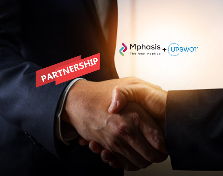 Mphasis Partners With Fintech Platform Upswot to Offer Marketing Insights Though Alternative Data for Business Banking