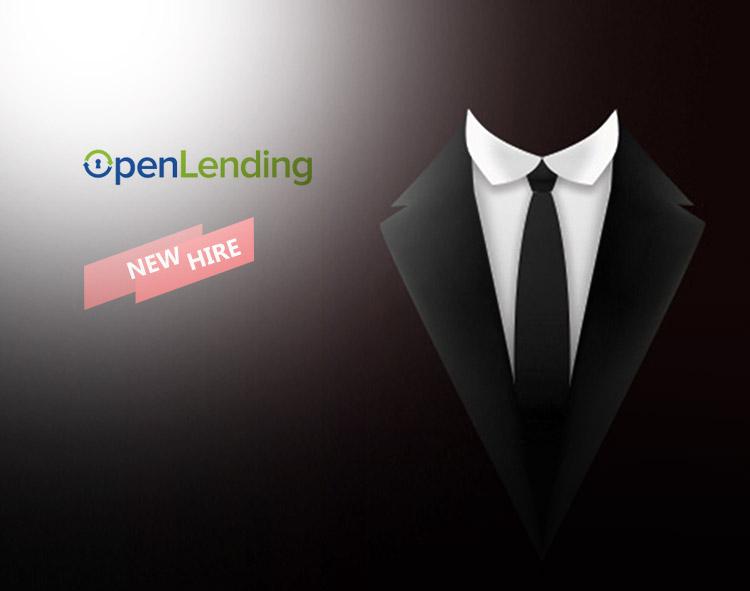 Open Lending Appoints Eric A. Feldstein to Board of Directors