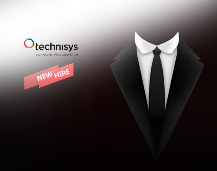 Technisys Continues North American Expansion With the Hire of Michel Jacobs as Chief Sales Officer