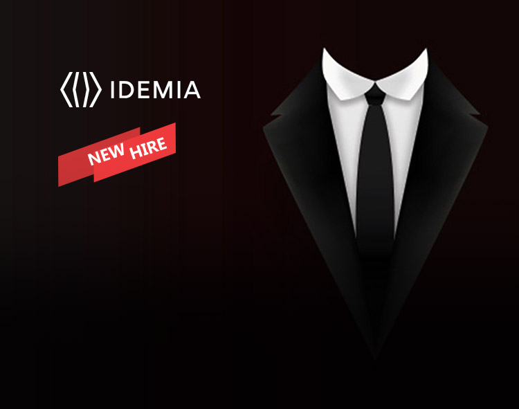 IDEMIA Appoints Didier Fontaine as Chief Operating Officer