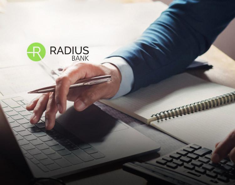 Radius Bank Launches Commercial API Banking Platform and Developer Sandbox
