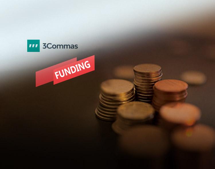 3Commas.io Raises $3 Million In Series A Funding To Democratize Crypto Asset Management