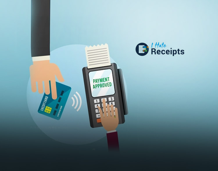 I Hate Receipts Launches App and Debuts Contactless HD Receipts™