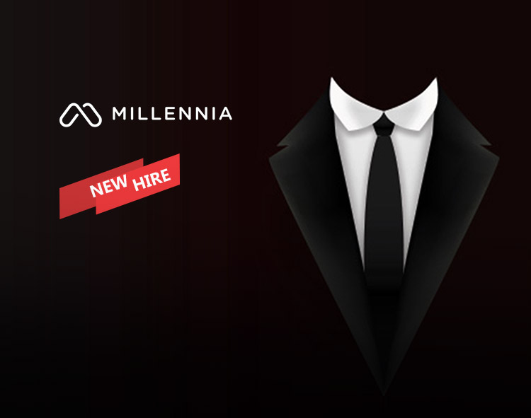 Millennia names new Chief Commercial Officer to continue historic growth
