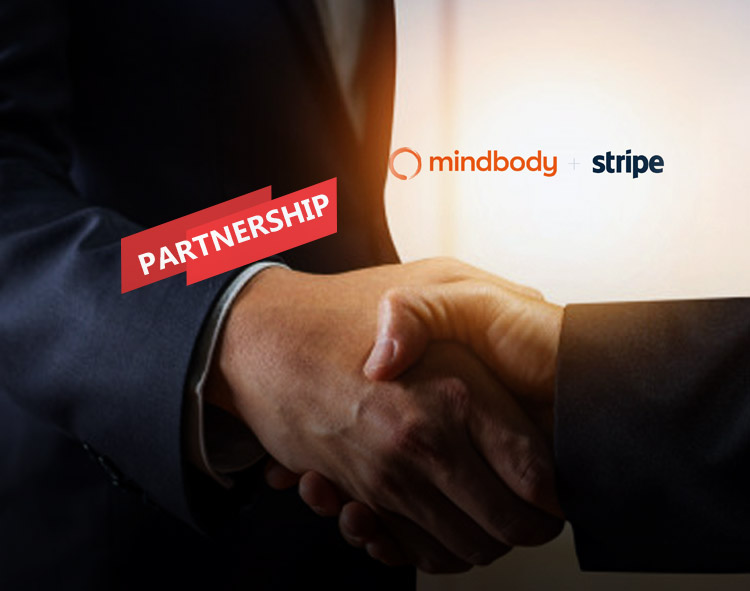 Mindbody teams up with Stripe to fuel expansion in North America and Europe