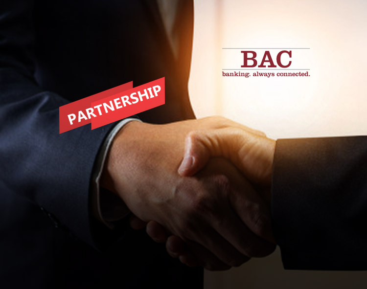 BAC Community Bank Adds to its Digital Banking Solutions through Partnership with ZSuite Technologies