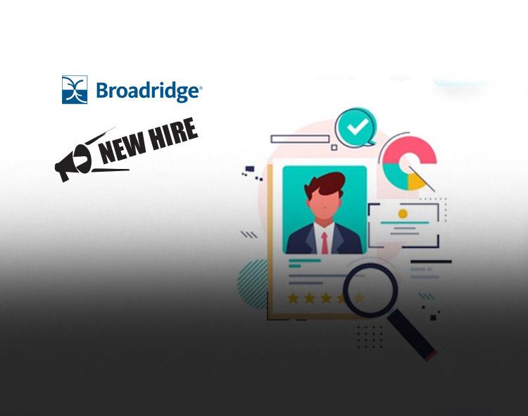Broadridge Appoints Germán Soto Sanchez as Head of Corporate Strategy