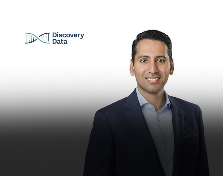 Discovery Data Names Saleem Khan Chief Data and Analytics Officer as Company Positions for 2021 Acceleration