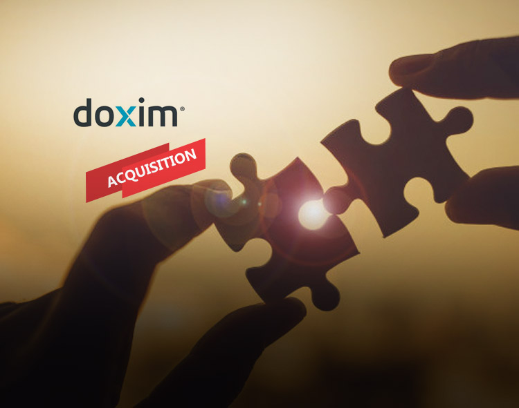 Doxim Expands Market Reach, Acquires a Leader in Regulated Customer Communications