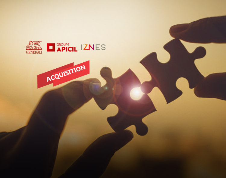 Generali and the APICIL Group Acquire a Stake in IZNES
