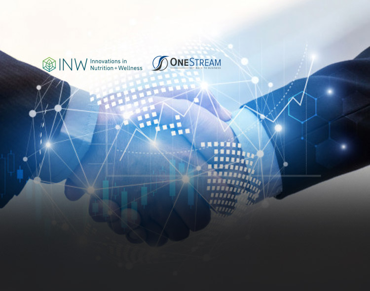 INW: Innovations in Nutrition + Wellness Implements Industry-Leading Cloud Financial Planning and Analysis Solution, OneStream XF