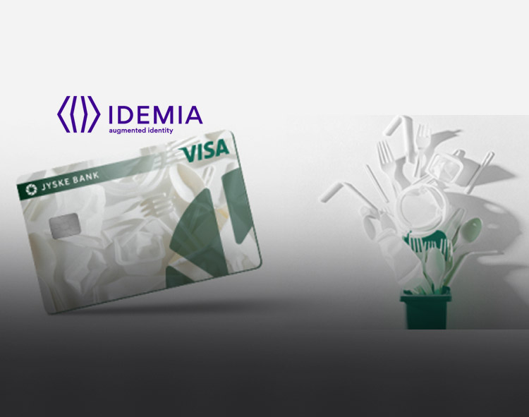 Jyske-Bank-Selects-IDEMIA-to-Introduce-the-First-Recycled-Plastic-Payment-Card-in-Denmark