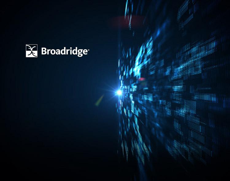 Broadridge Launches ESG Advisory Services