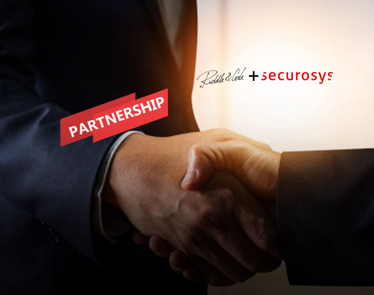 RIDDLE&CODE Is Partnering up With Securosys to Strengthen Its Cloud Based Token Management Platform (TMP)