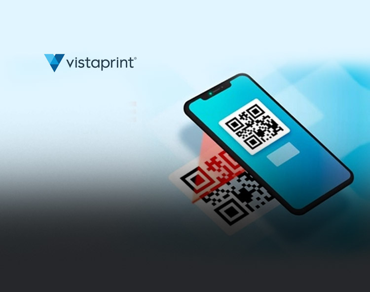 Vistaprint and PayPal Bring QR Code Touch-free Payments to Small Businesses