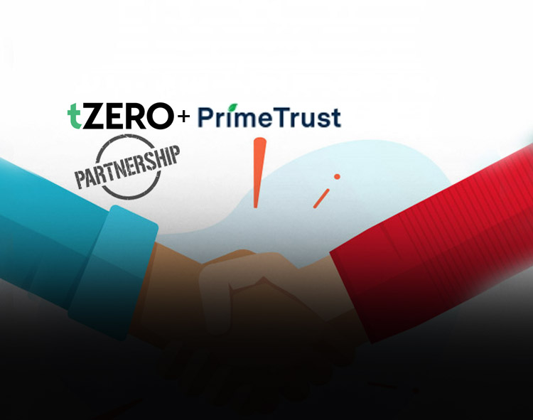 tZERO Announces Platform Evolution in Partnership with Prime Trust