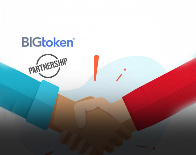 BIGtoken Offers Cryptocurrency Payments To Users, Employees, And Vendors In Partnership With Gilded