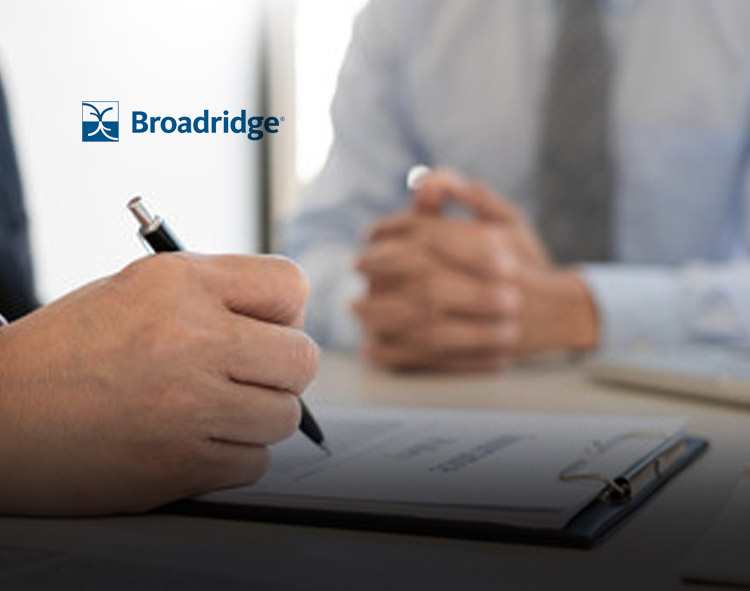 Broadridge Launches Wealth Lending Network Marketplace