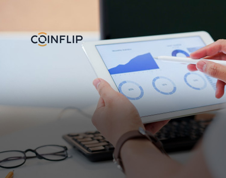 CoinFlip Exceeds One Million Transactions in 2020, Smashes Revenue Record with 359% YoY Growth
