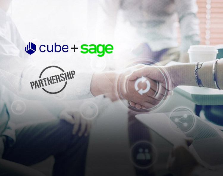 Cube Partners with Sage to Deliver Real-Time FP&A to Strategic Finance Teams