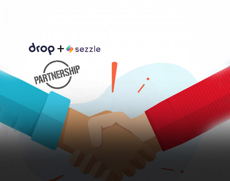 """Drop Technologies Inc. Partners with """"Buy Now, Pay Later"""" Platform Sezzle to Financially Empower Shoppers"""
