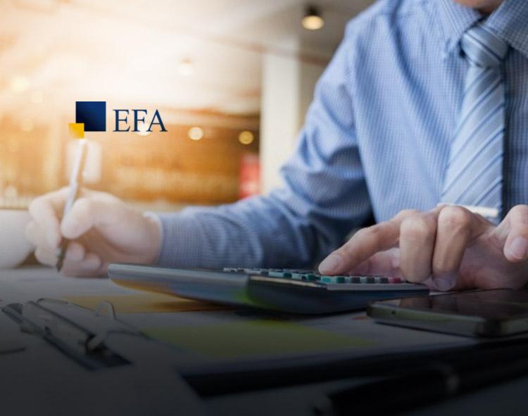 EFA chooses Refinitiv