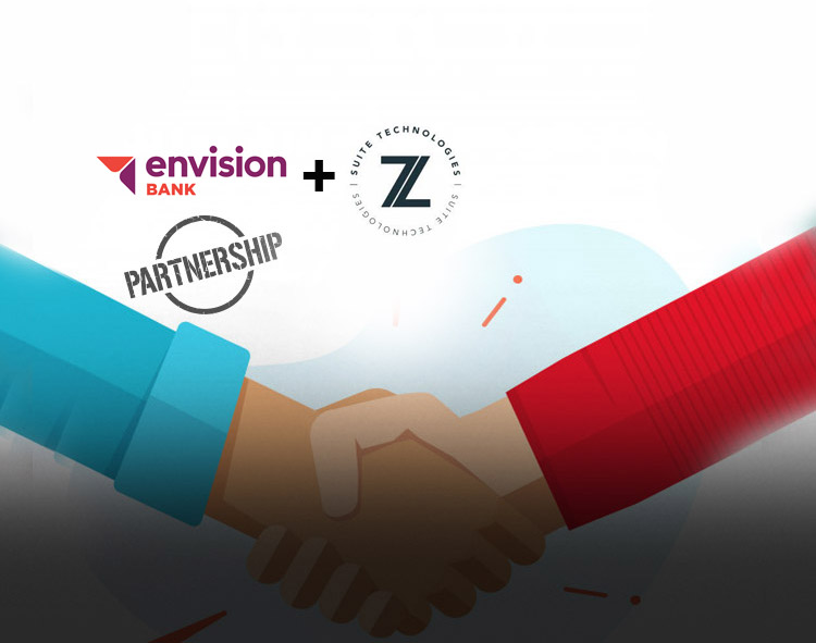 Envision Bank Partners with ZSuite Technologies to Expand Digital Offerings