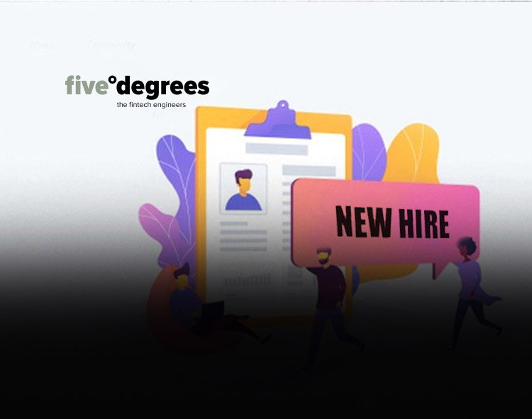 Five Degrees Appoints Reza Warnink as new CCO